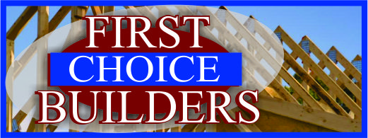 Photo gallery for First choice builders